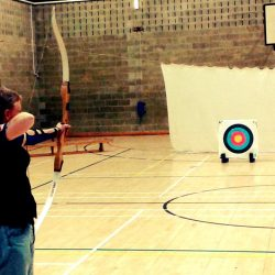 June 2017 archery sessions
