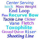 terminology about archery